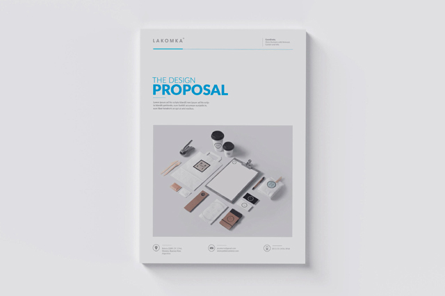 Studio Proposal Template 2.0